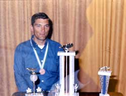 Brian's Hydro Trophies - 1969