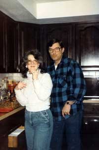 Brian And Kathy - 1980s